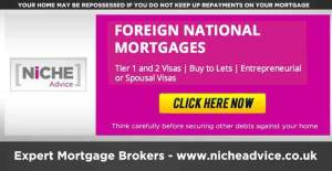 95% Visa Mortgage