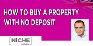 No deposit mortgage