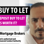 low deposit buy to let mortgage