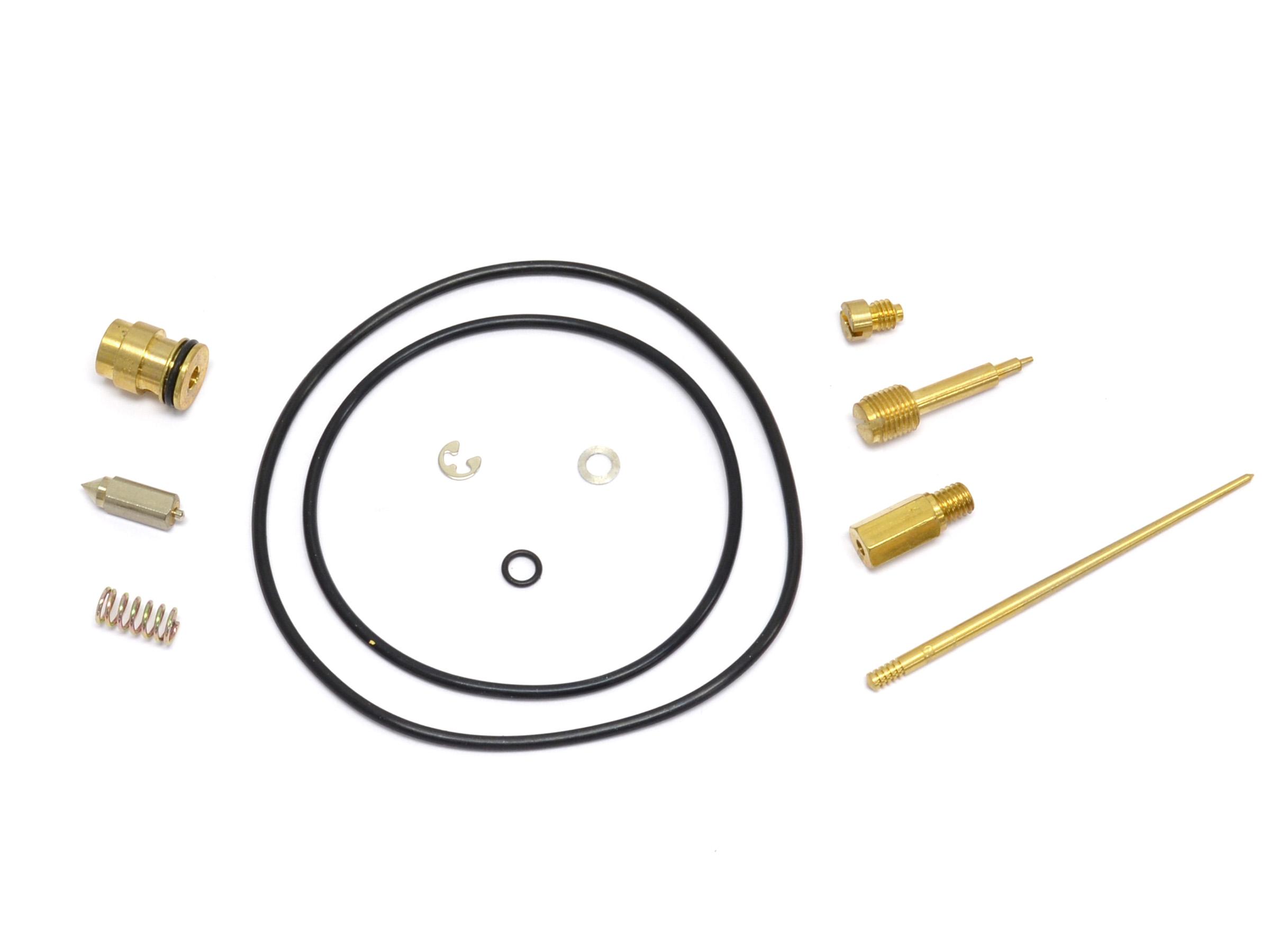 Honda Xl350 Carburetor Carb Repair Rebuild Jet Seal Kit