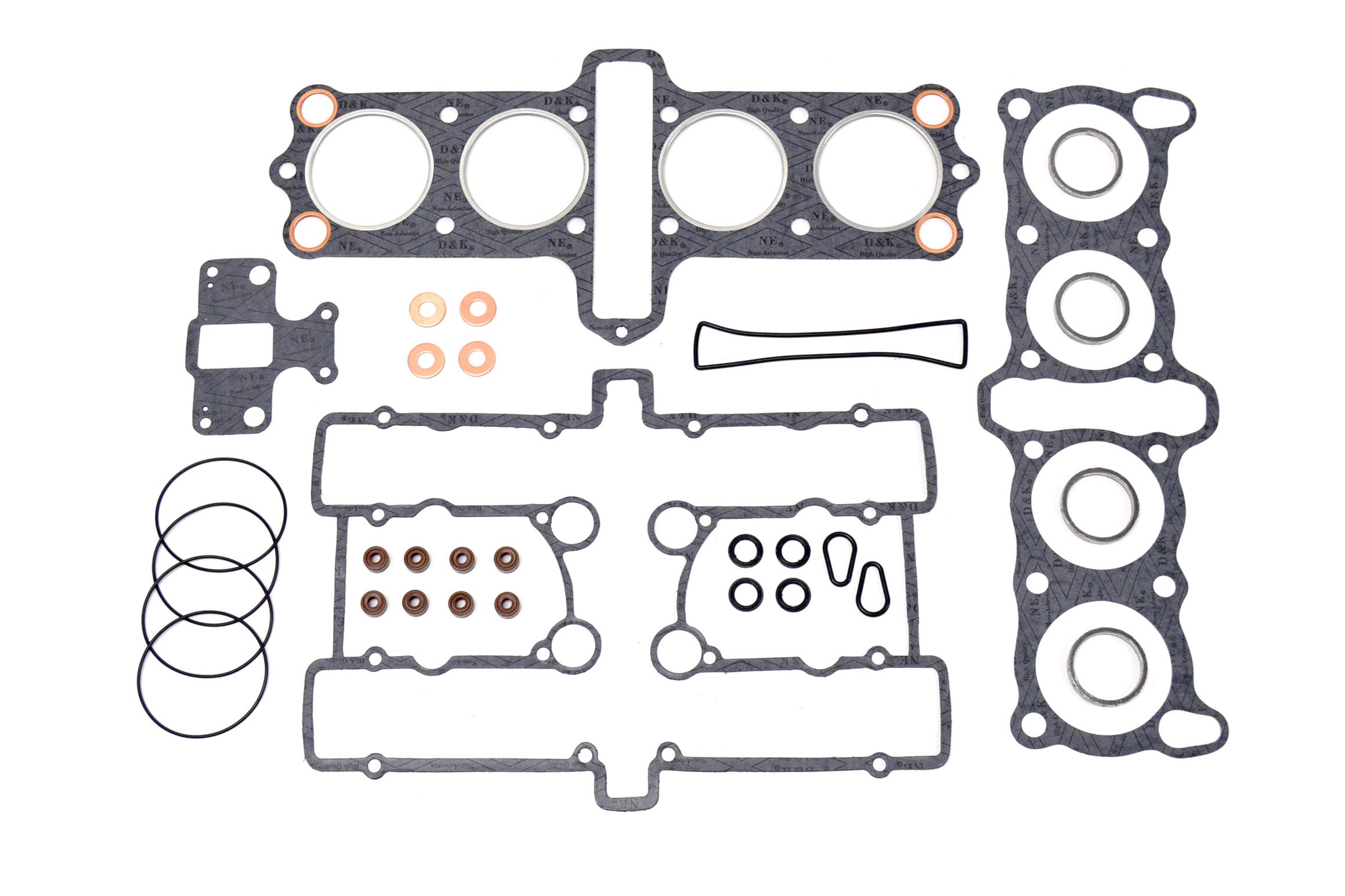 Suzuki Gs850 79 81 Top End Engine Gasket Seal Set