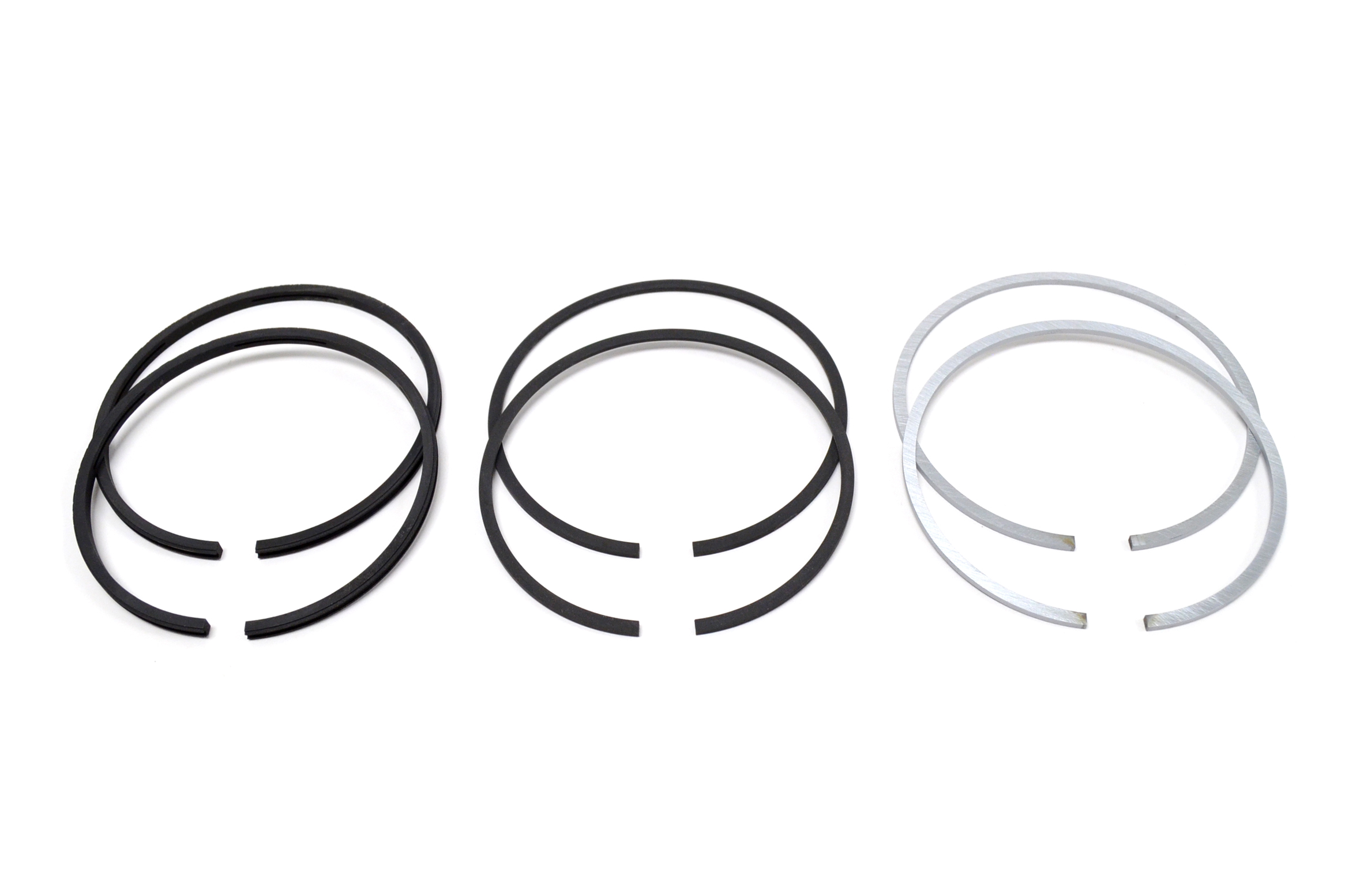 Bsa A65 All Years Piston Ring Set Hastings Standard R