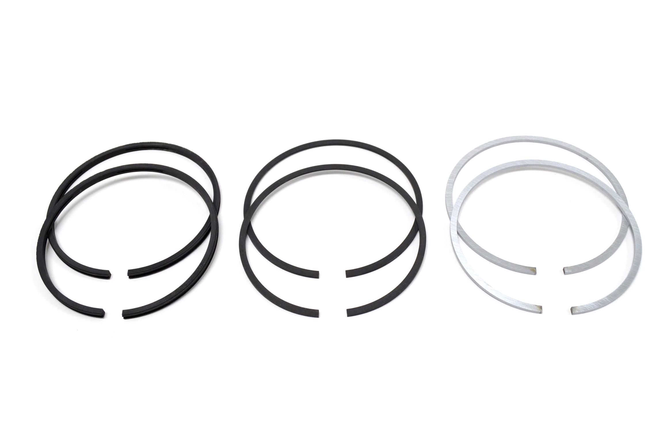 Norton Commando 750 Piston Ring Set Hastings 040 R