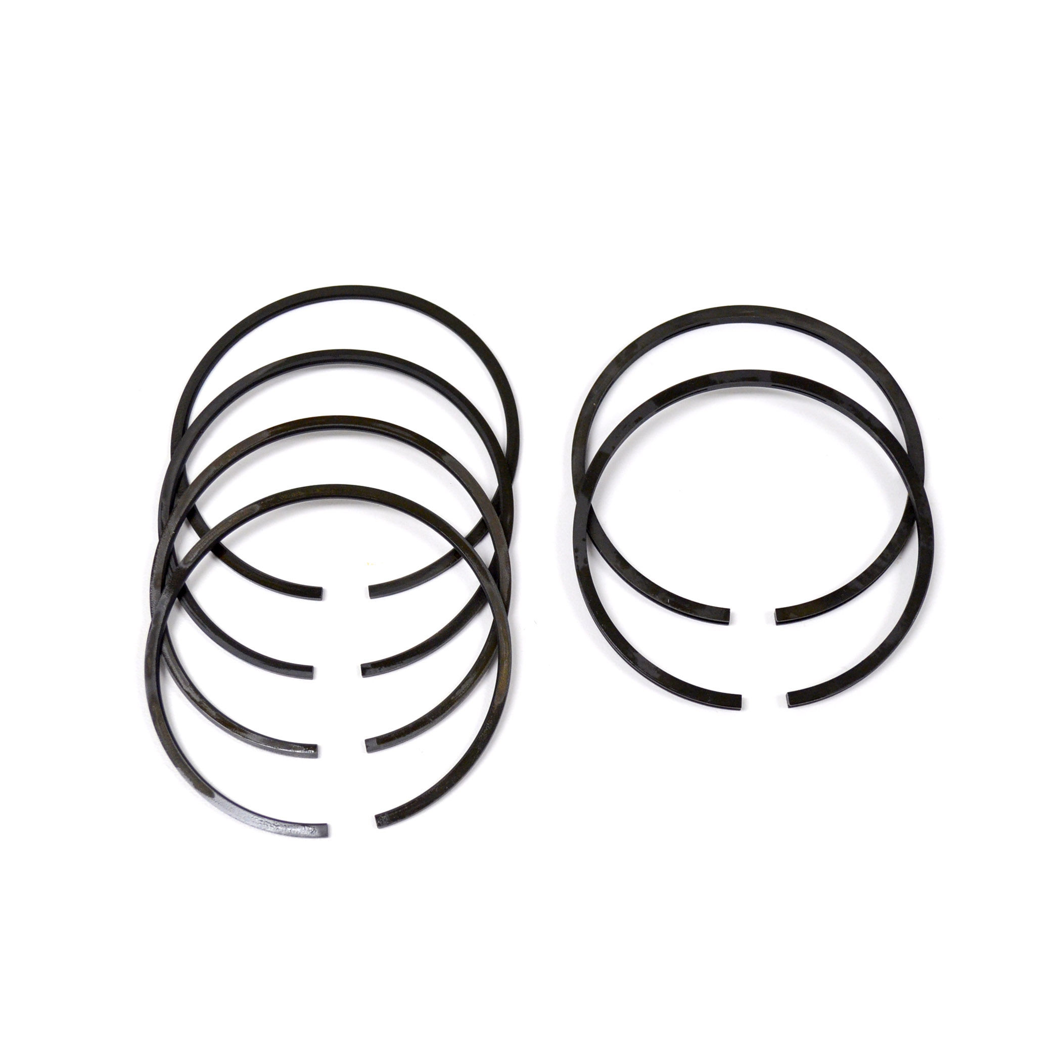 Triumph Tr6 T120 650 Tai Economy Piston Ring Set 040