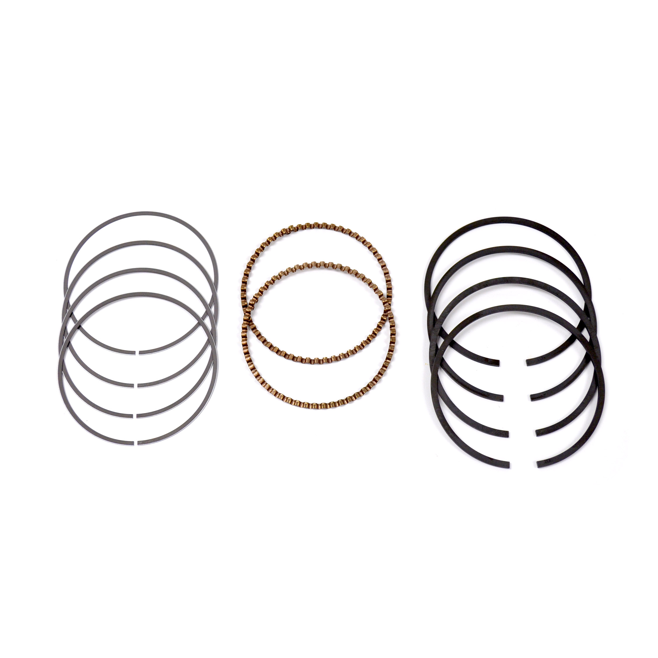 Triumph 750 Twins Tr7 T140 Riken Japan Piston Ring Set