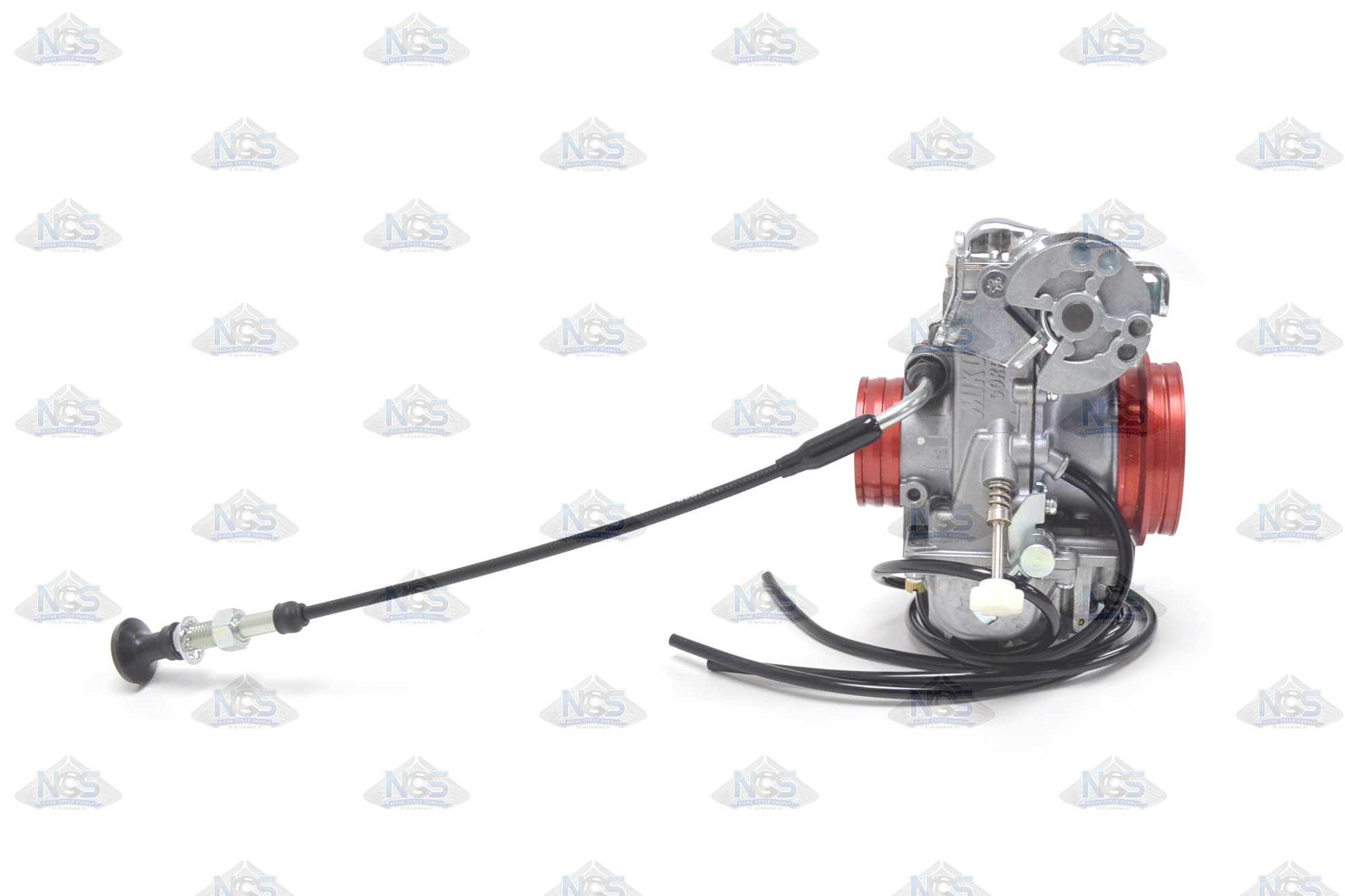 Honda Xr650r Mikuni Tm40 Carburetor Conversion Kit With Remote Choke