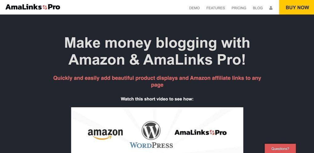 wordpress amazon affiliate theme
