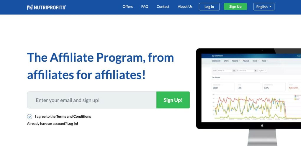 healthcare affiliate programs