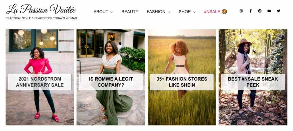 top fashion blogs