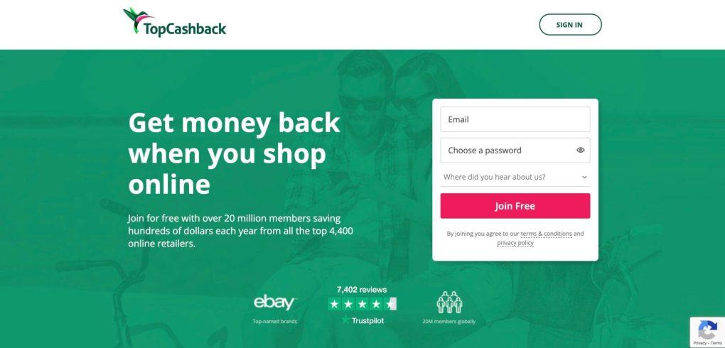 Top Cashback-Coupon-Partnerprogramm