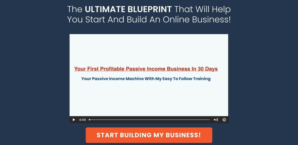 affiliate marketing training program