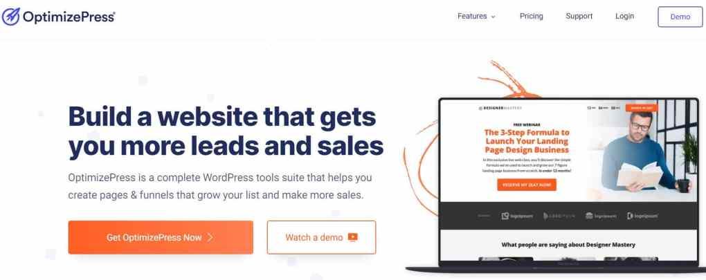 best landing page builder for wordpress