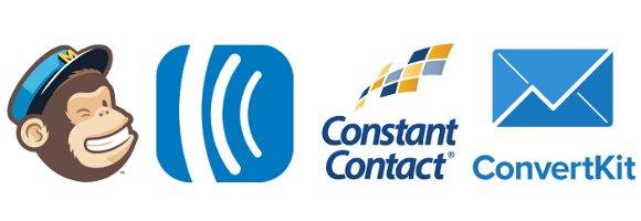 mailchimp-vs-aweber-vs-constant-contact-vs-convertkit
