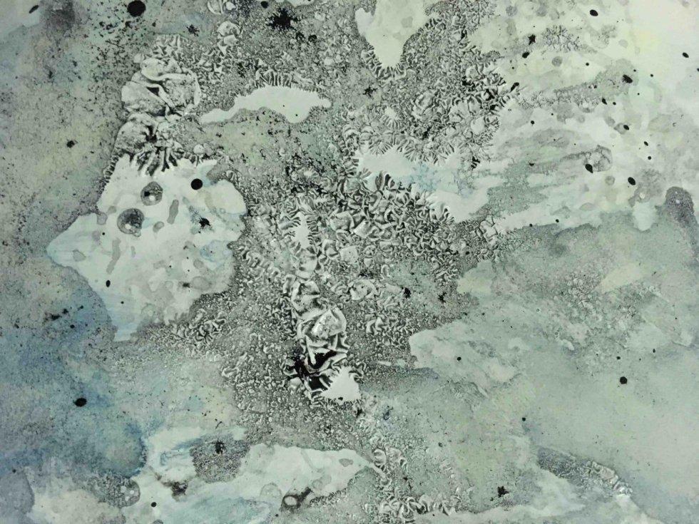 Surface #1 © Nichola Scrutton