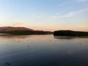 Isle of Canna view