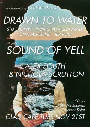 Drawn to Water album launch