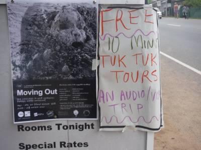 NScrutton:NRussell Tuk Tuk Tour