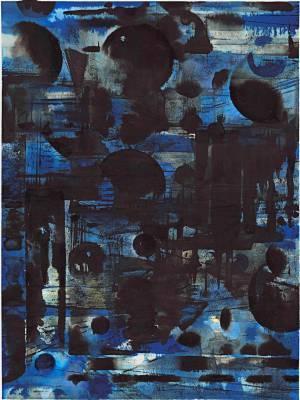 See Through Blue #3 © Nichola Scrutton