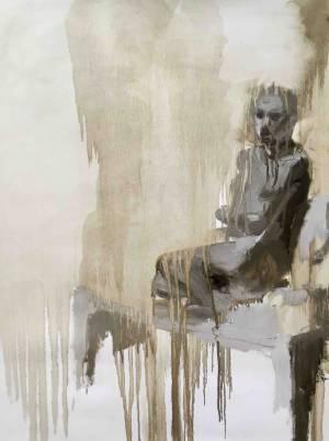 Sitting - Nichola Scrutton