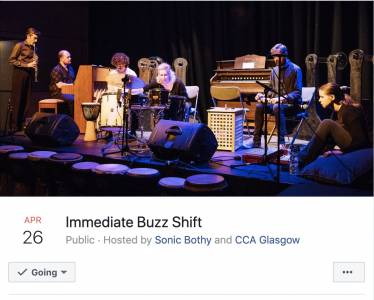 Sonic Bothy Immediate Buzz Shift