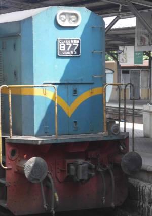 Train Nichola Scrutton