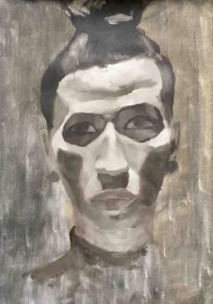 Nichola Scrutton Portrait Oils 1