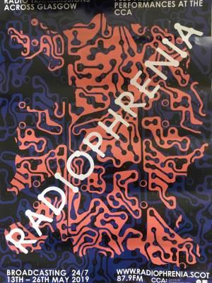 radiophrenia poster 2019