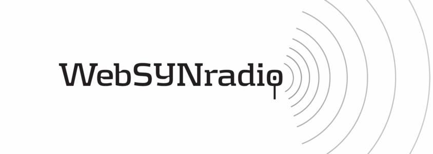 webSYNradio logo