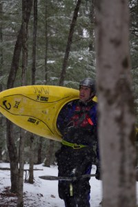 Greg Sokol loves carbon neutral kayaking. Look how much fun he's having!