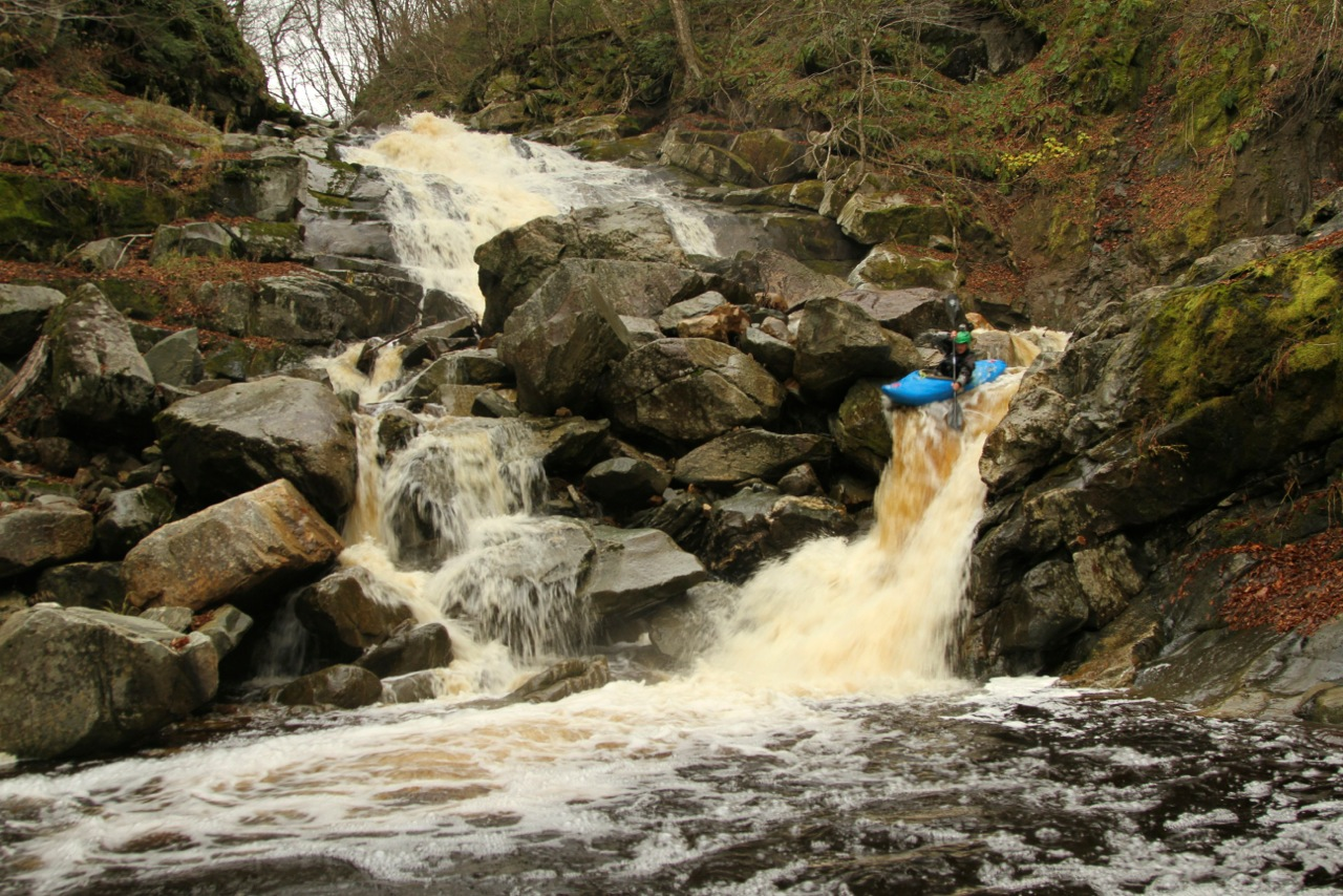 Immediately below the portage is a gorgeous 10'er that looks rocky but goes quite smoothly.