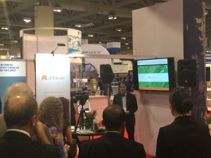UrtheCast and NanoRacks partnership announcement