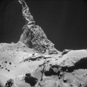 Photo of Comet 67P taken by Philae. c/ESA.int