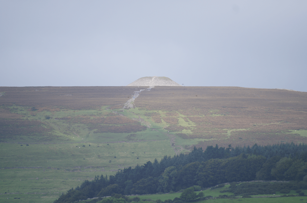 Knocknarea Hill Mound