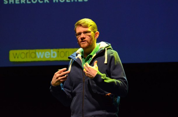 Nicholas Muldoon - worldwebforum Zurch 2014