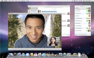 iChat Magic Backdrops