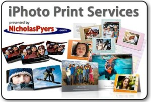 iPhoto Print Services