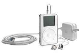 iPod and accessories
