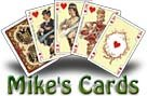 Mike's Cards Logo
