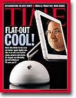 Cover of TIME: Flat-out Cool