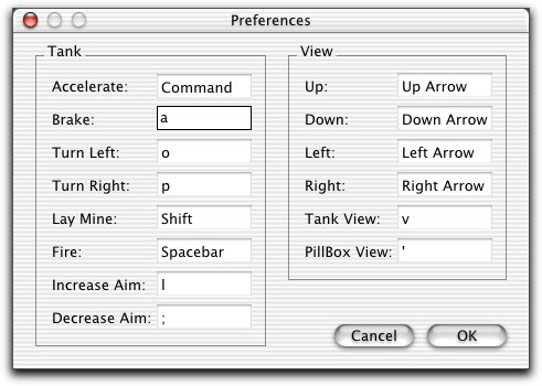 Picture 4: XBolo Preferences