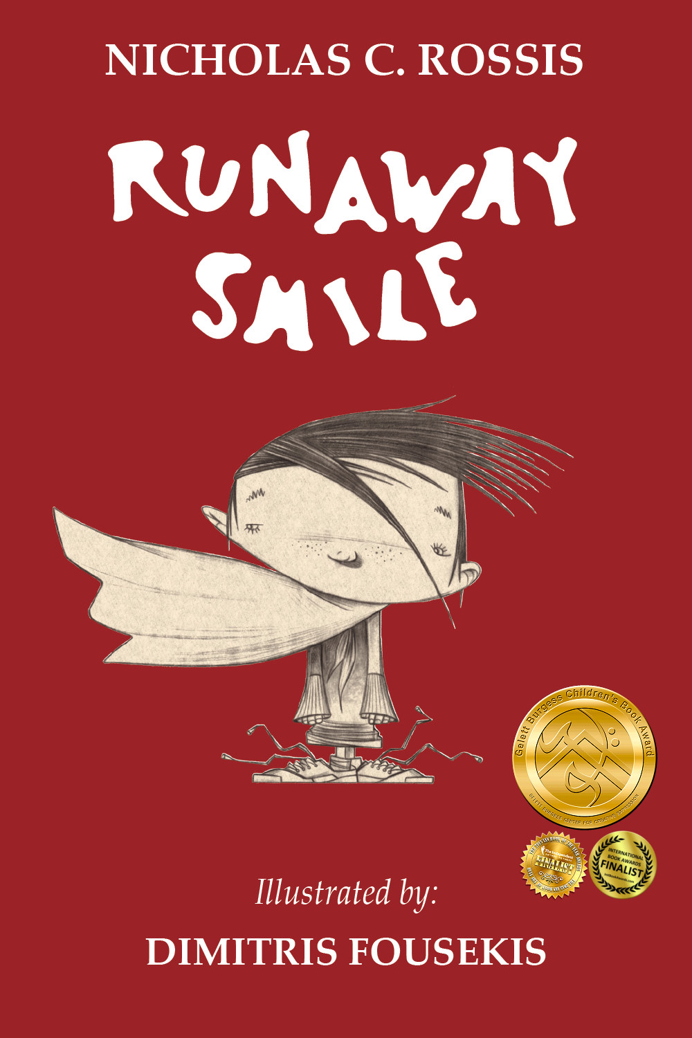 Runaway Smile | From the reader blog of Nicholas C. Rossis, author of children's books, fantasy and science fiction