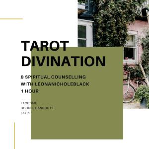 Tarot Divination & Spiritual Counselling