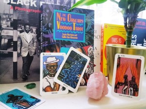 Tarot For The Mother Tongue I'll Never Know