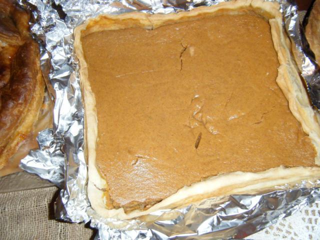 Scrumptous Fresh Pumpkin Pie From Scratch