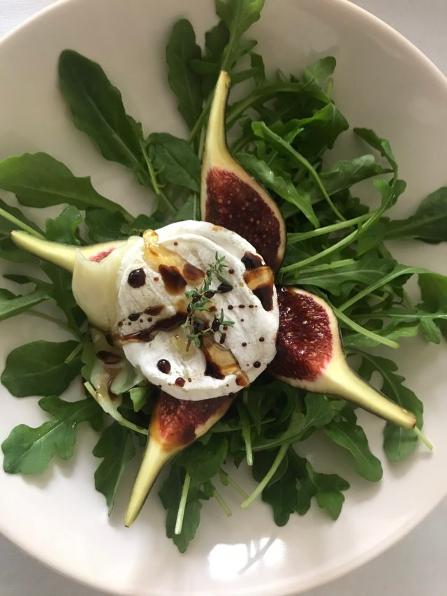 Autumn Fig Salad
