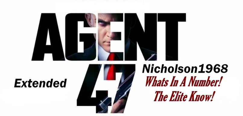 Image result for agent 47 nicholson1968
