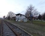 Bahnstation Klein-Harras
