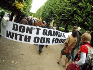 Food Sovereignty Forum in Krems, Austria, 2011