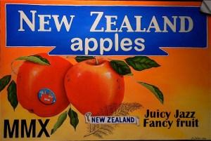 NZ Apples