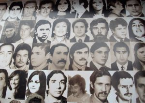 Some of the tens of thousands of disappeared Argentines, victims of state terror during the 1976-1983 military dictatorship